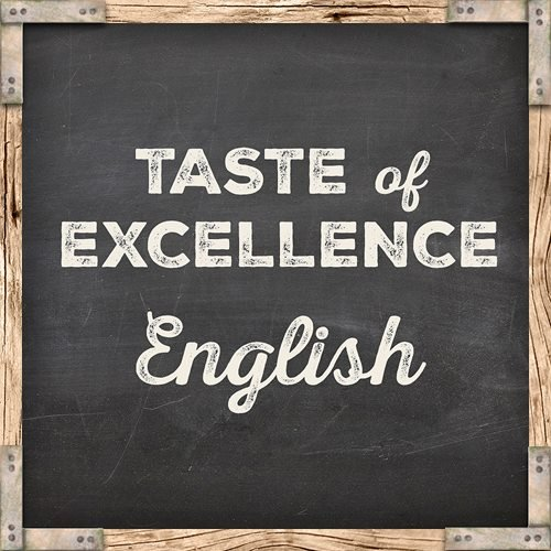 Taste of Excellence - English