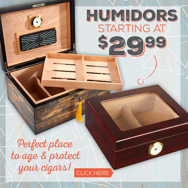 Find your favorite Humidor
