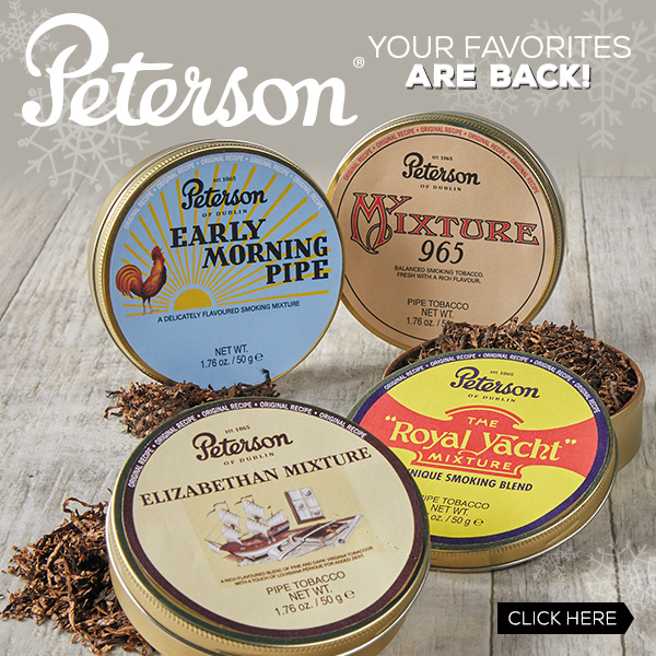 Your Favorites Are Back from Peterson!