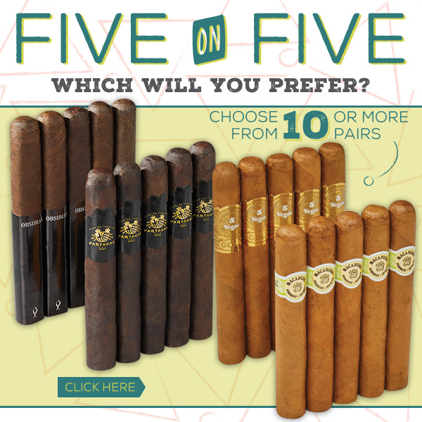 Five on Five Packs are here!