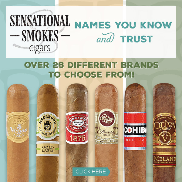 Sensational Smokes - Cigars