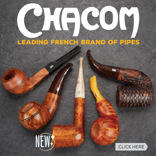 Chacom is a fantastic French brand of pipes!