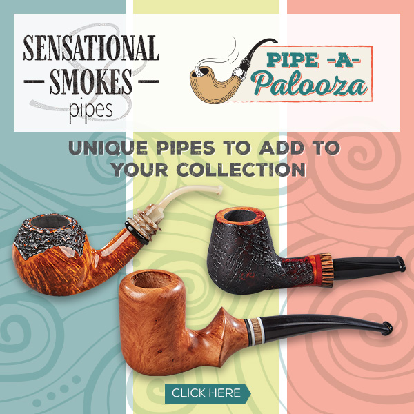Sensational Smokes - Pipes