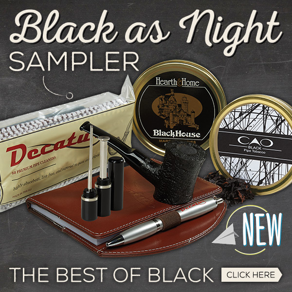 New! Black As Night!