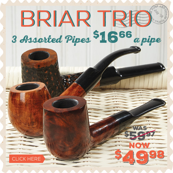 Save big on Briar Trio!