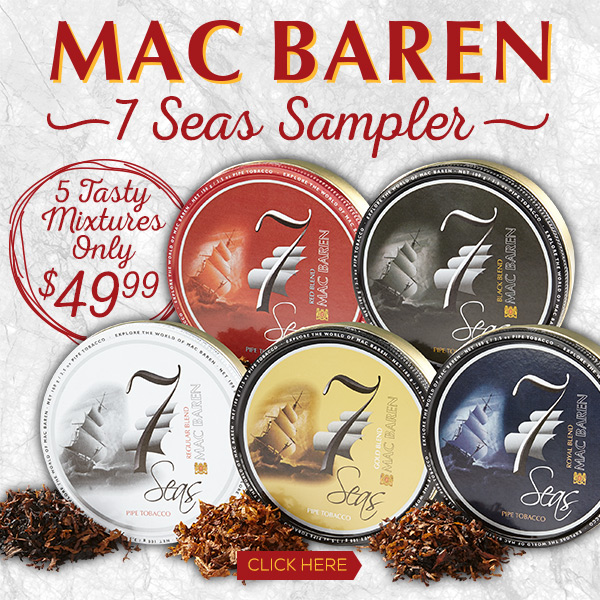 Mac Baren 7 Seas Sampler - $49.99