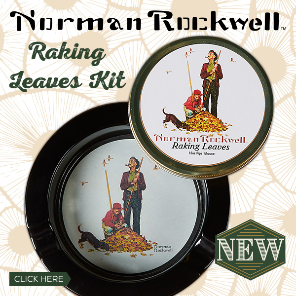 *NEW* Norman Rockwell Raking Leaves Kit