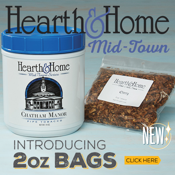 Hearth & Home 2oz bags are here!