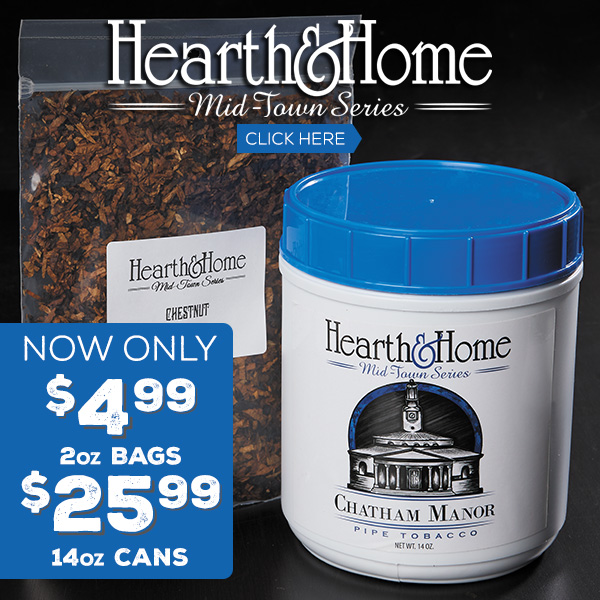 Hearth & Home Mid-Town Series Now On Sale!