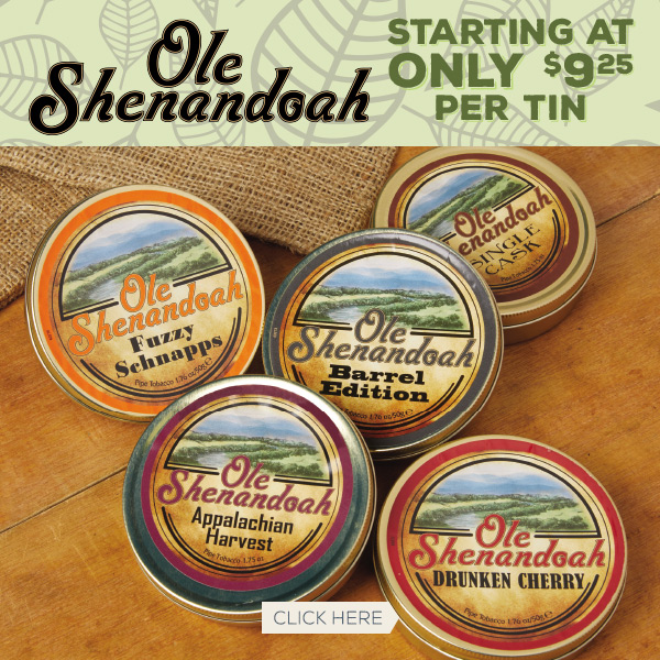 Ole Shenandoah - High Quality at An Unbeatable Price