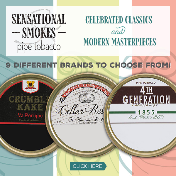 Sensational Smokes - Pipe Tobacco