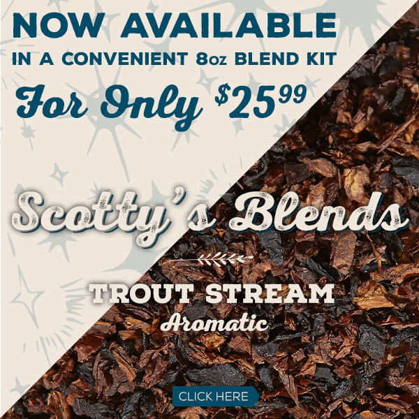 Scotty's Trout Stream - Now Available in 8oz Kit