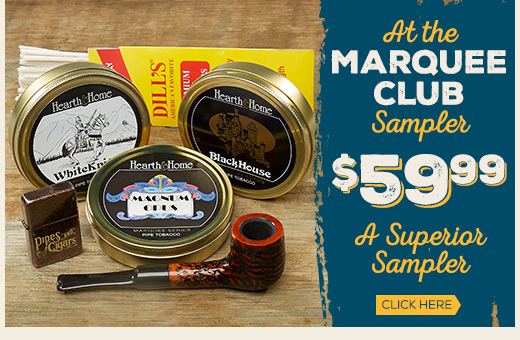 At the Marquee Club Sampler - Only $59.99