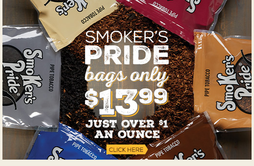 Smoker's Pride 12oz bags Only $13.99!