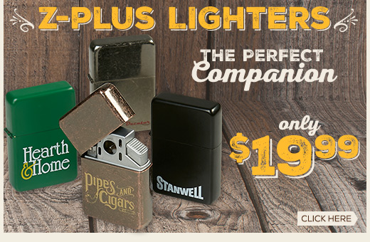 Z-Plus Lighters $19.99