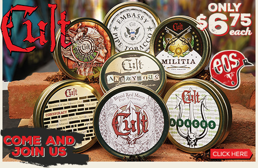 Cult Pipe Tobaccos