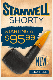 Stanwell Shorty Pipes starting at $95.99