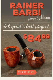 Rainer Barbi Hilson Pipes