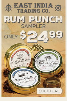 East India Trading Company Rum Punch Sampler