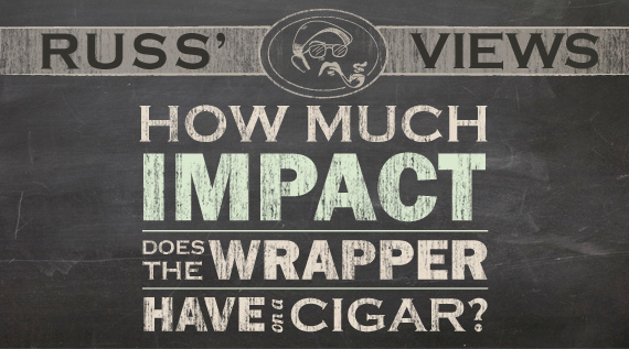 How Much Impact Does The Wrapper Have On A Cigar Pipes And Cigars