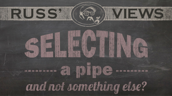 Selecting a Pipe Based on How You Smoke - Pipes and Cigars - FAQ