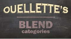 Ouellette's Blend Categories