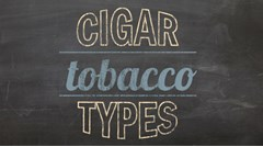 Cigar Tobacco Types