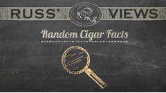 Random Cigar Facts