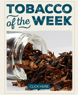 Russ' Monthly Blend takes over Tobacco of the Week!