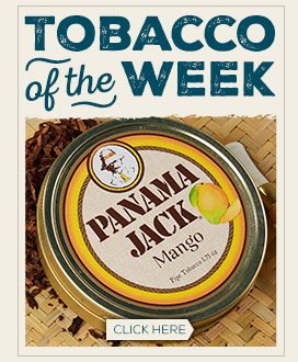 Tobacco of the Week: Panama Jack