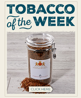 Tobacco of the Week: Lane HS-3