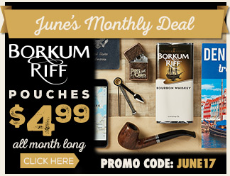 June's Monthly Deal - Borkum Riff Pouches $4.99