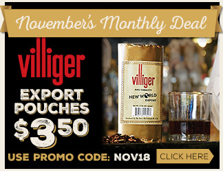 Great Deal on Villiger!