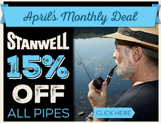 15% Off Stanwell Pipes!