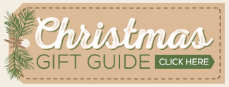 Christmas Gift Guide is here!