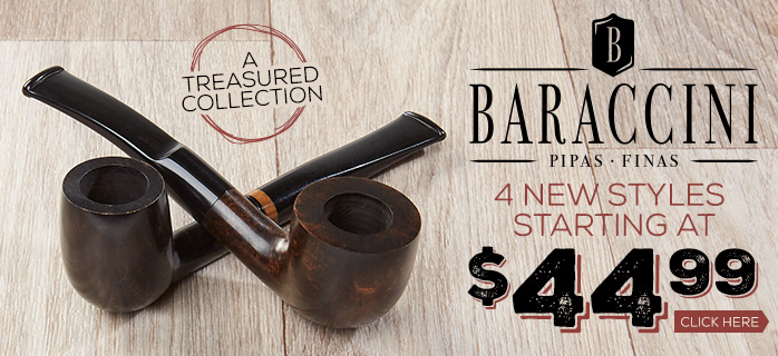 Come Check out the New Baraccini lines!
