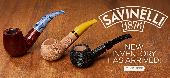 Check out the New Savinelli Inventory!