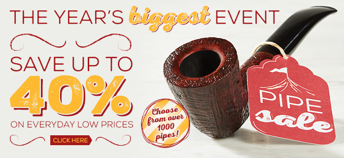 Father's Day Pipe Sale