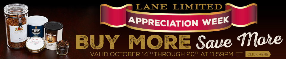 Lane Appreciation Week is here!