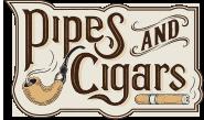 烟斗和雪茄