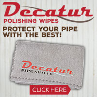 Polish Your Pipe With Decatur!