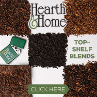 Hearth & Home Signature Pipe Tobacco!