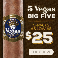 5 Vegas Big Five!