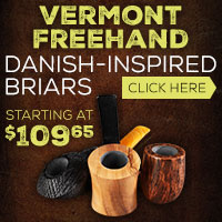 Vermont Freehand Briars - Starting at $109.65