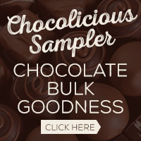 Chocolicious Sampler is chocolaty goodness!