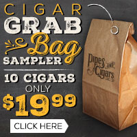 Cigar Grab Bag Sampler - Only $19.99!