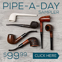 Pipe A Day Sampler - $99.99!