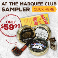 At the Marquee Club Samplers