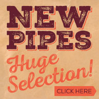 Come Explore our NEW Pipes!