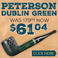 Peterson Dublin Green Pipe